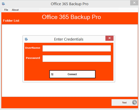 Office 365 Exporter Tool